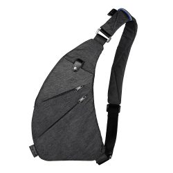 Top-Nice Sling Shoulder Crossbody Bag for Travel