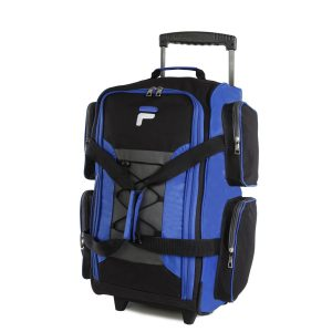 Fila Lightweight Carry On Rolling Duffel Bag