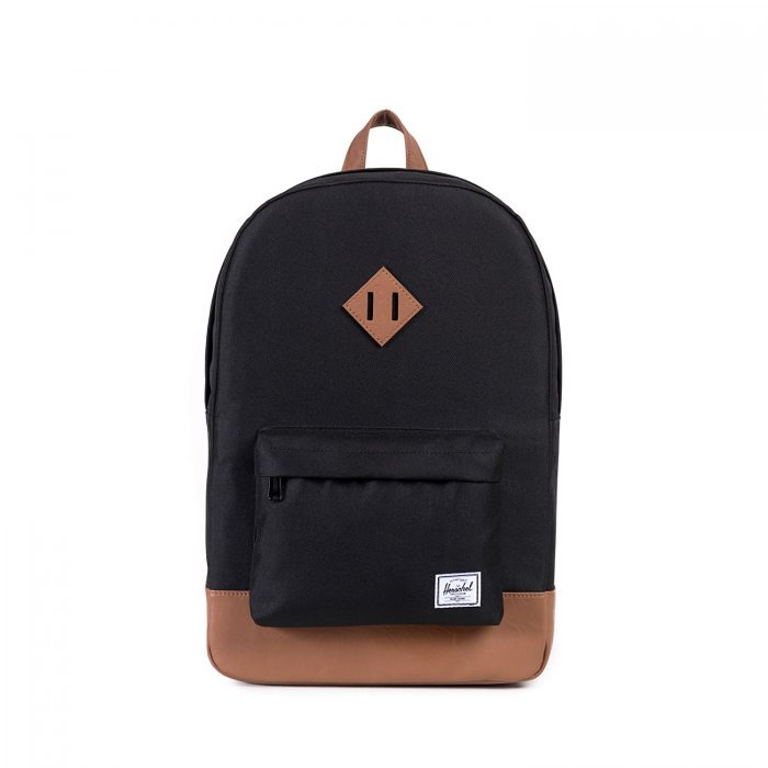 Herschel Supply Co Heritage Backpack Black Brown