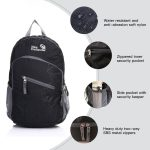 Outlander Daypack Backpack Features
