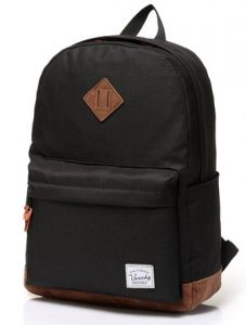 Vaschy Unisex Laptop Backpack