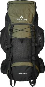 Teton Sports Scout 3400 Frame Backpack