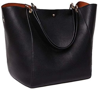 SQLP Fashion Women's Leather Tote Bag