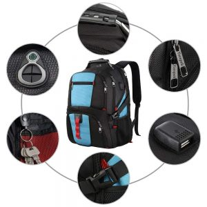 YOREPEK Large Laptop Backpack for Men and Women