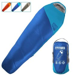Winner Outfitters Mummy Sleeping Bag with Compression Sack